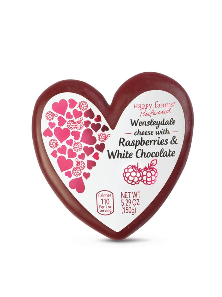 aldi Raspberries and White Chocolate