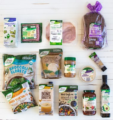Simply Nature foods