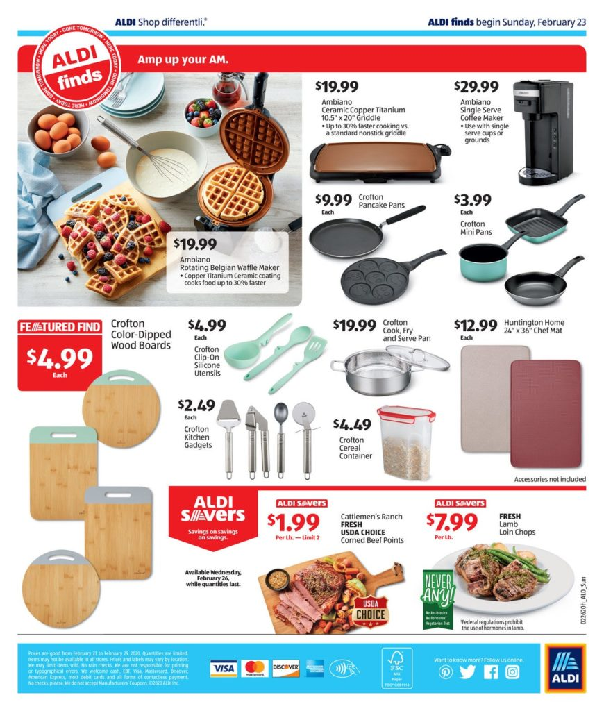 aldi ad preview