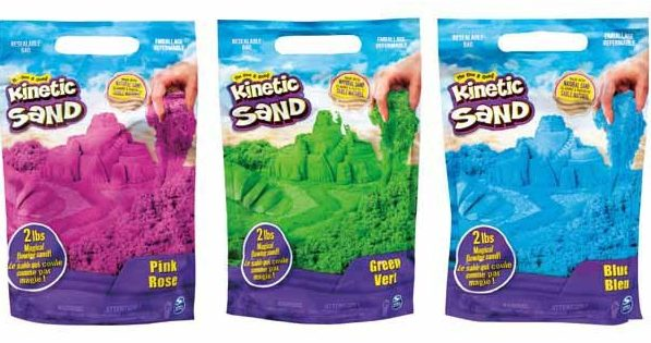 kinetic sand at Aldi