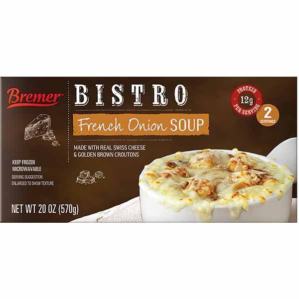 Bremer Bistro French Onion Soup