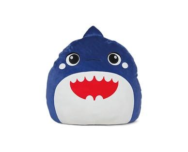 aldi shark pillow