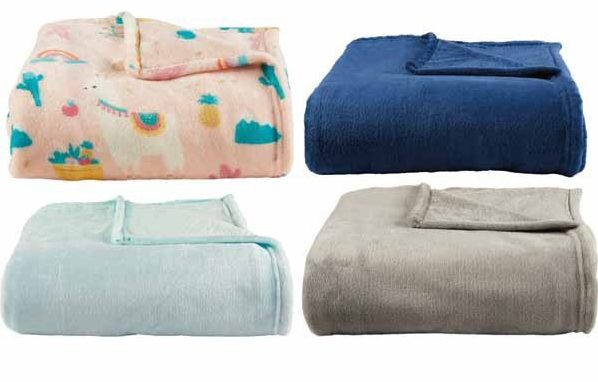 Huntington Home Royal Plush Blanket