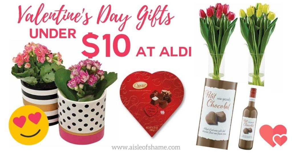 Valentine's Day Aldi gifts
