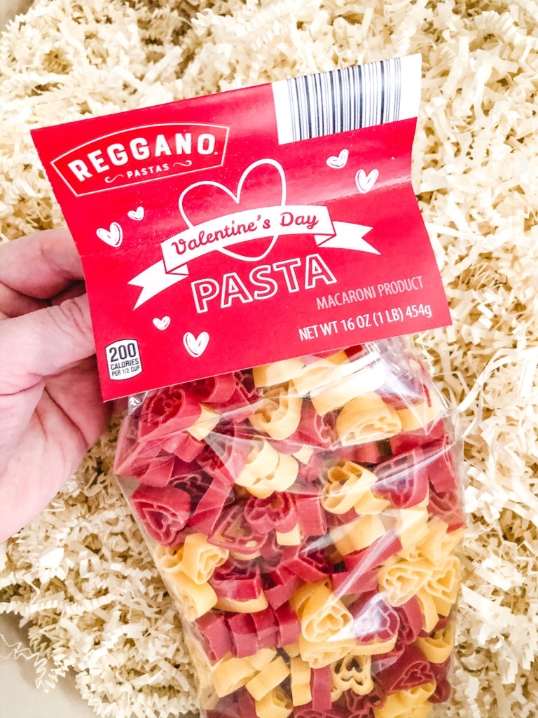 Reggano Valentine's Day Pasta