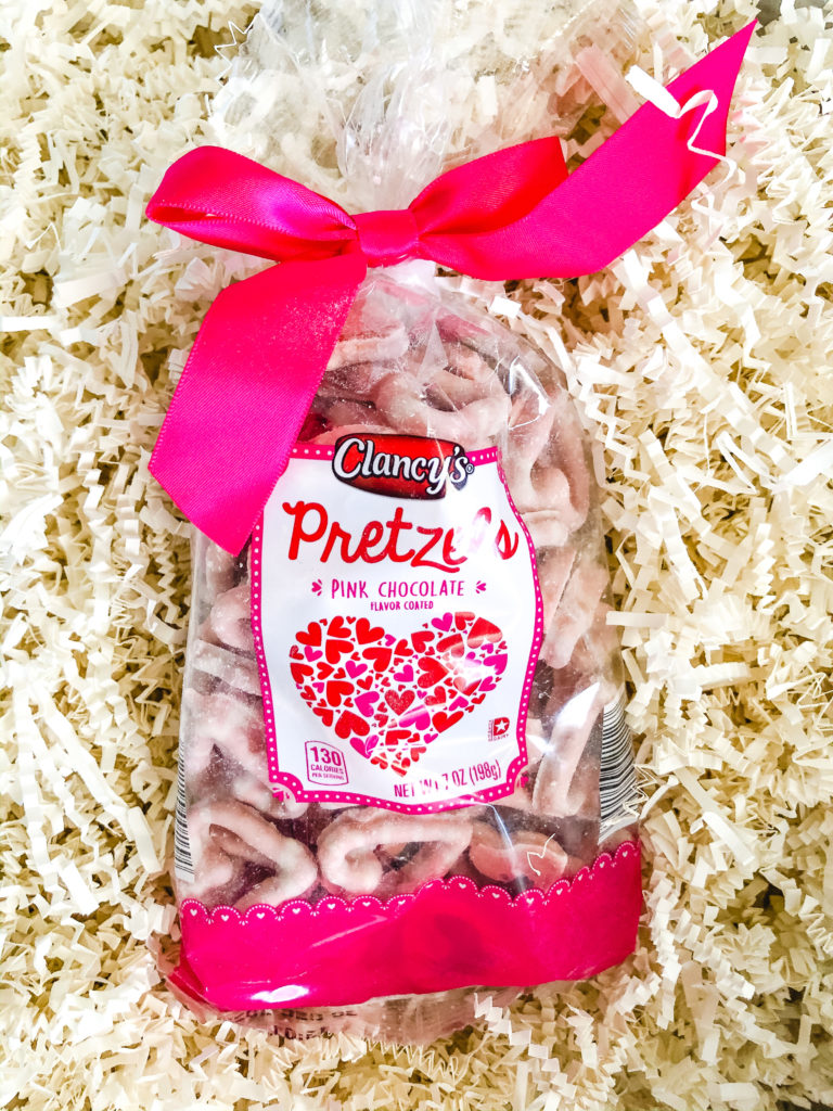 Clancy's Chocolate Covered Valentine Pretzel Hearts