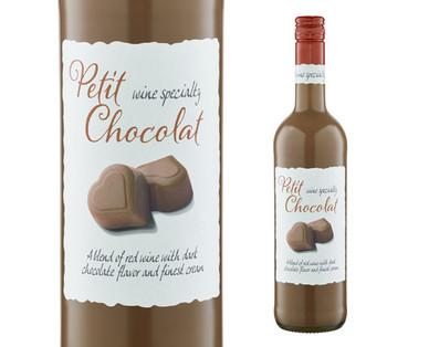 Petit Chocolat Wine Specialty – $6.99