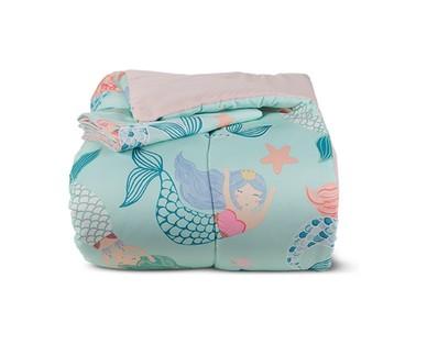 aldi mermaid comforter