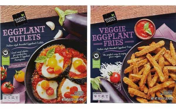 Season's Choice Eggplant Fries