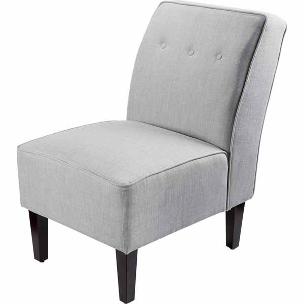 Aldi tufted slipper chair