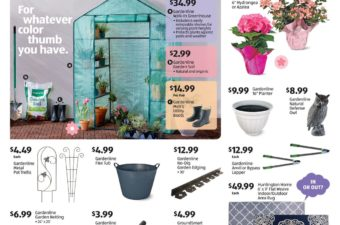 aldi ad preview spring