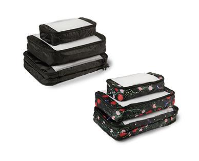 Aldi packing cube sets