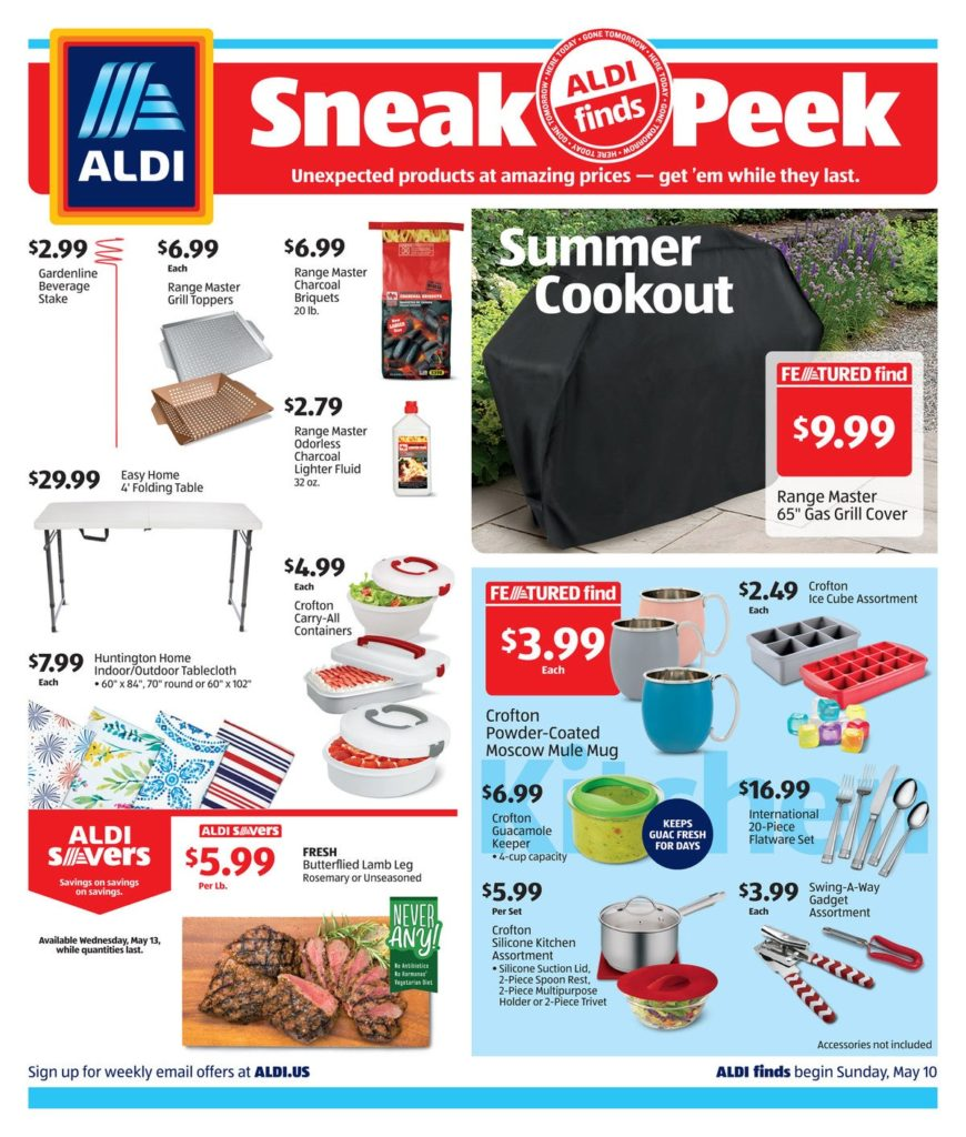 aldi ad preview 5/13