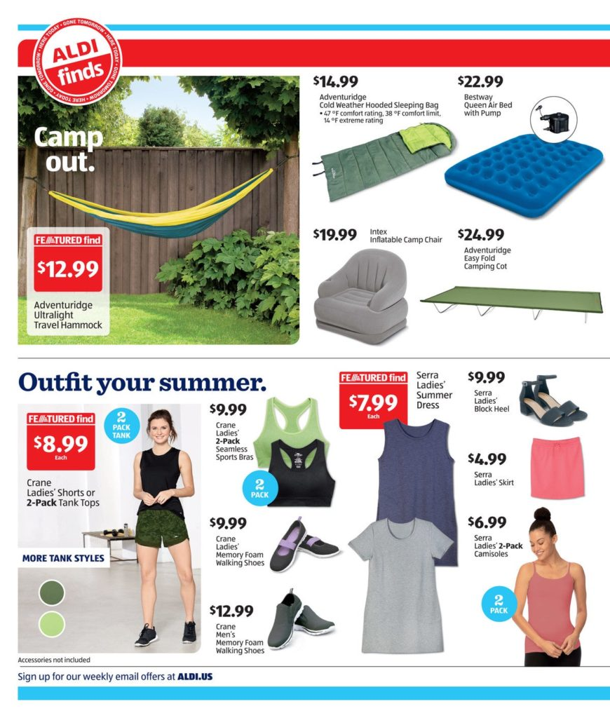 Aldi ad preview for May 27th 2020 page 2 of 4