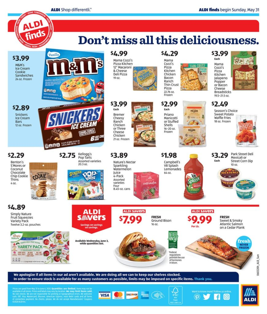 aldi ad preview 6/3/20