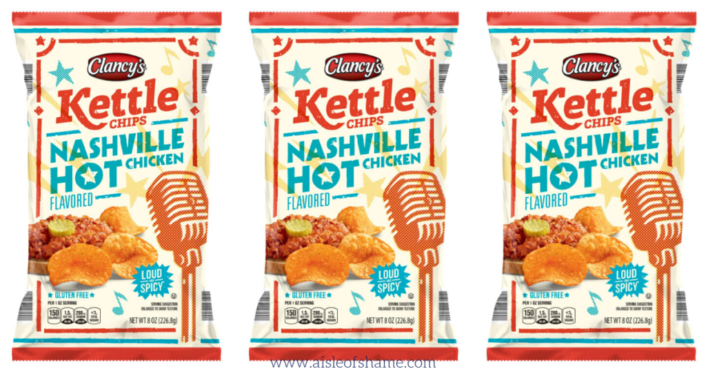Nashville Hot Chicken Chips are coming to Aldi in June
