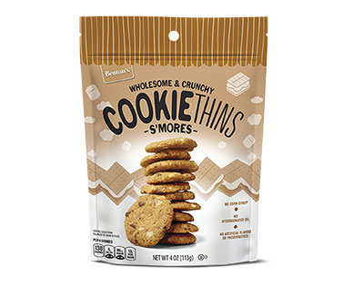 Aldi S'mores Cookie Thins