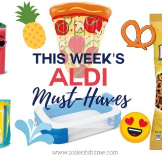Aldi Must Haves July 1