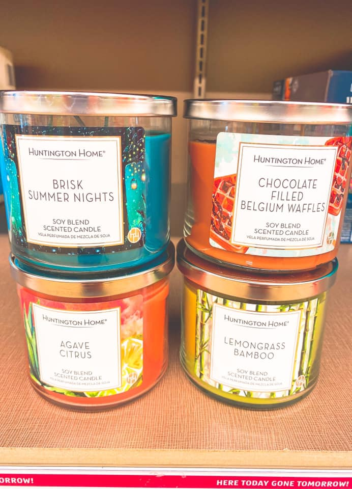 6 In Each Set Bargain Various Brands Candle Selection Best Offer