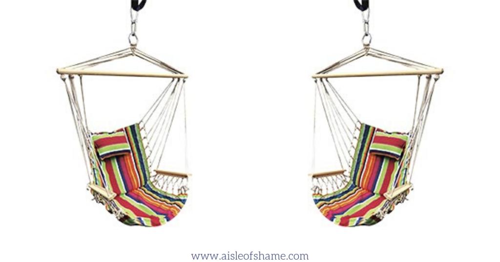 Aldi Hammock Chair