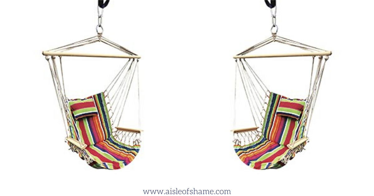 This Aldi Hammock Chair Makes Every Day Feel Like Vacay ...