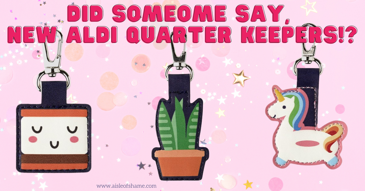 new aldi quarter keepers for august 2021