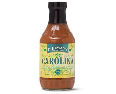 Aldi carolina barbecue sauce