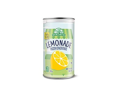 Aldi lemonade concentrate