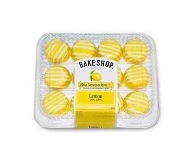 Aldi lemon cake bites