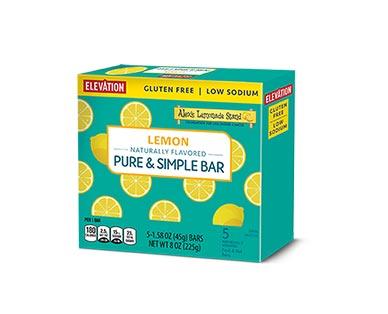 Lemon Elevation Bars