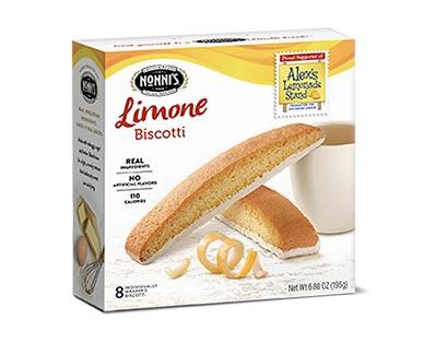 Limone Biscotti