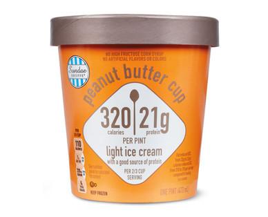 Sundae Shoppe Low Fat Ice Cream