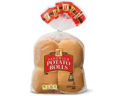 L'oven Fresh Potato Rolls