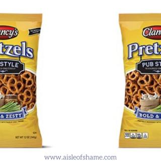 Aldi seasoned pretzels