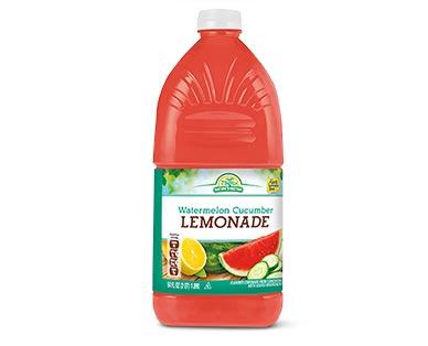 Aldi watermelon cucumber lemonade