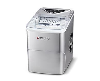 ambiano countertop ice maker