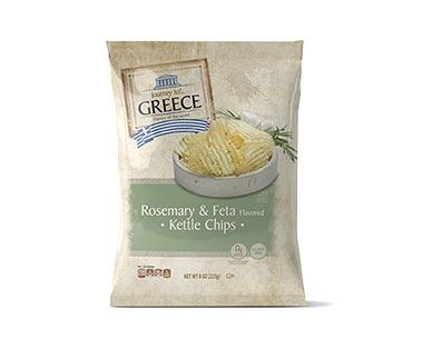 Aldi greek week chips