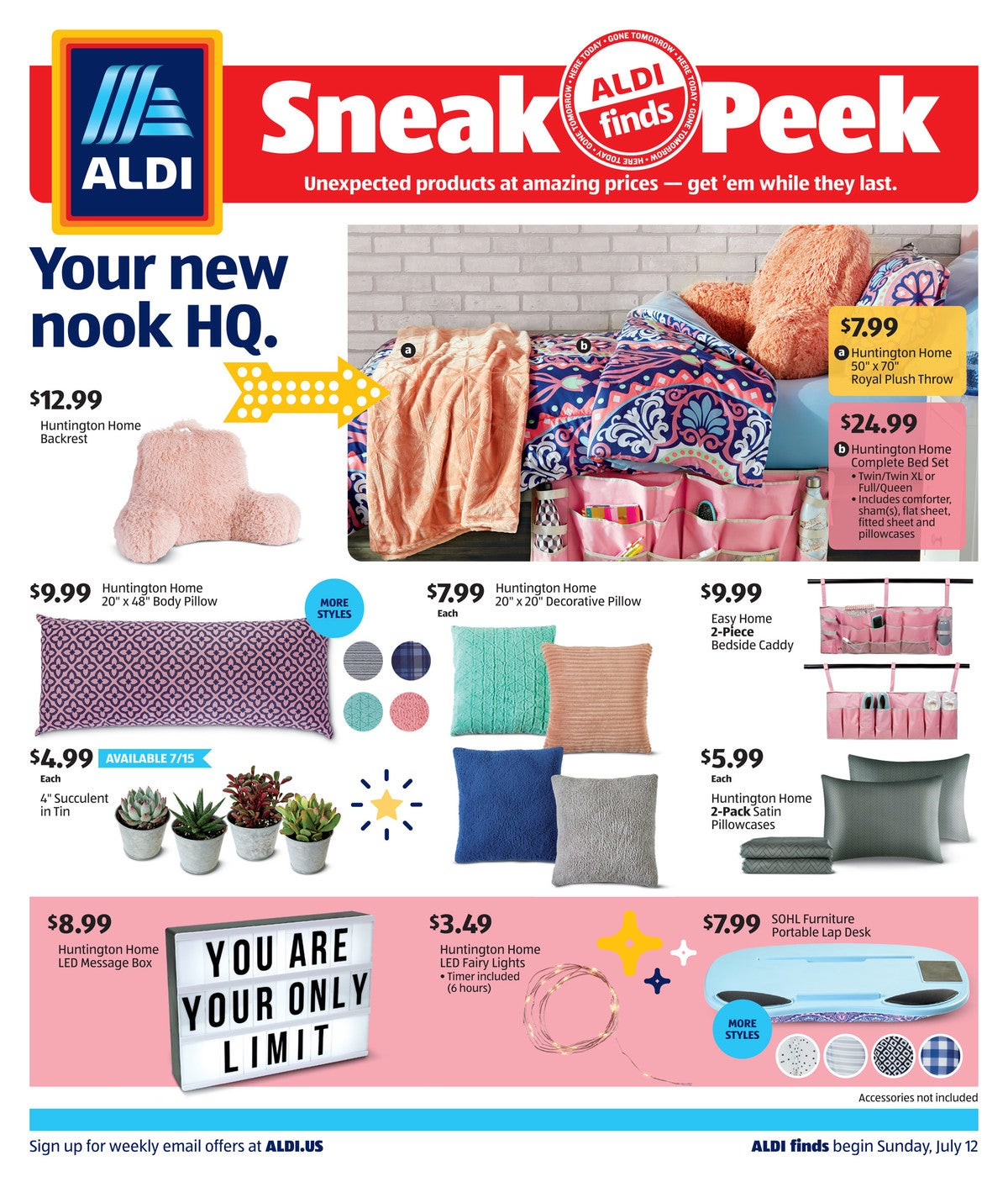 aldi ad preview july 15th 2020