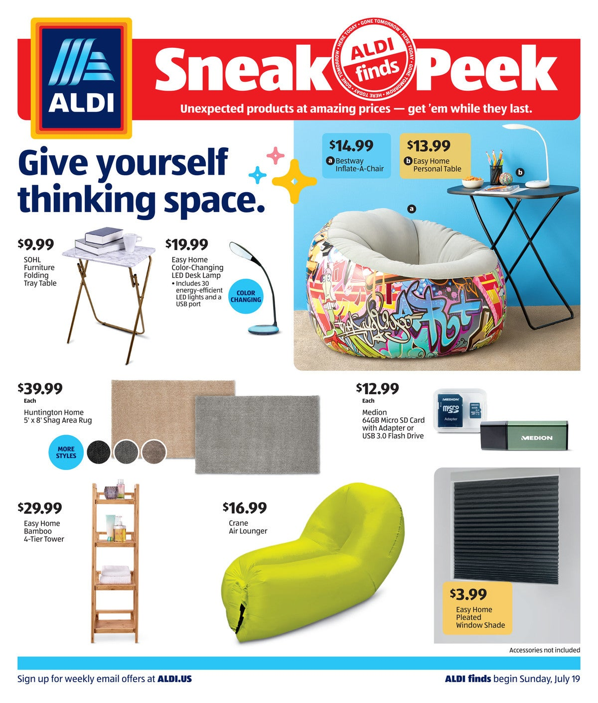 Aldi ad preview july 22 2020