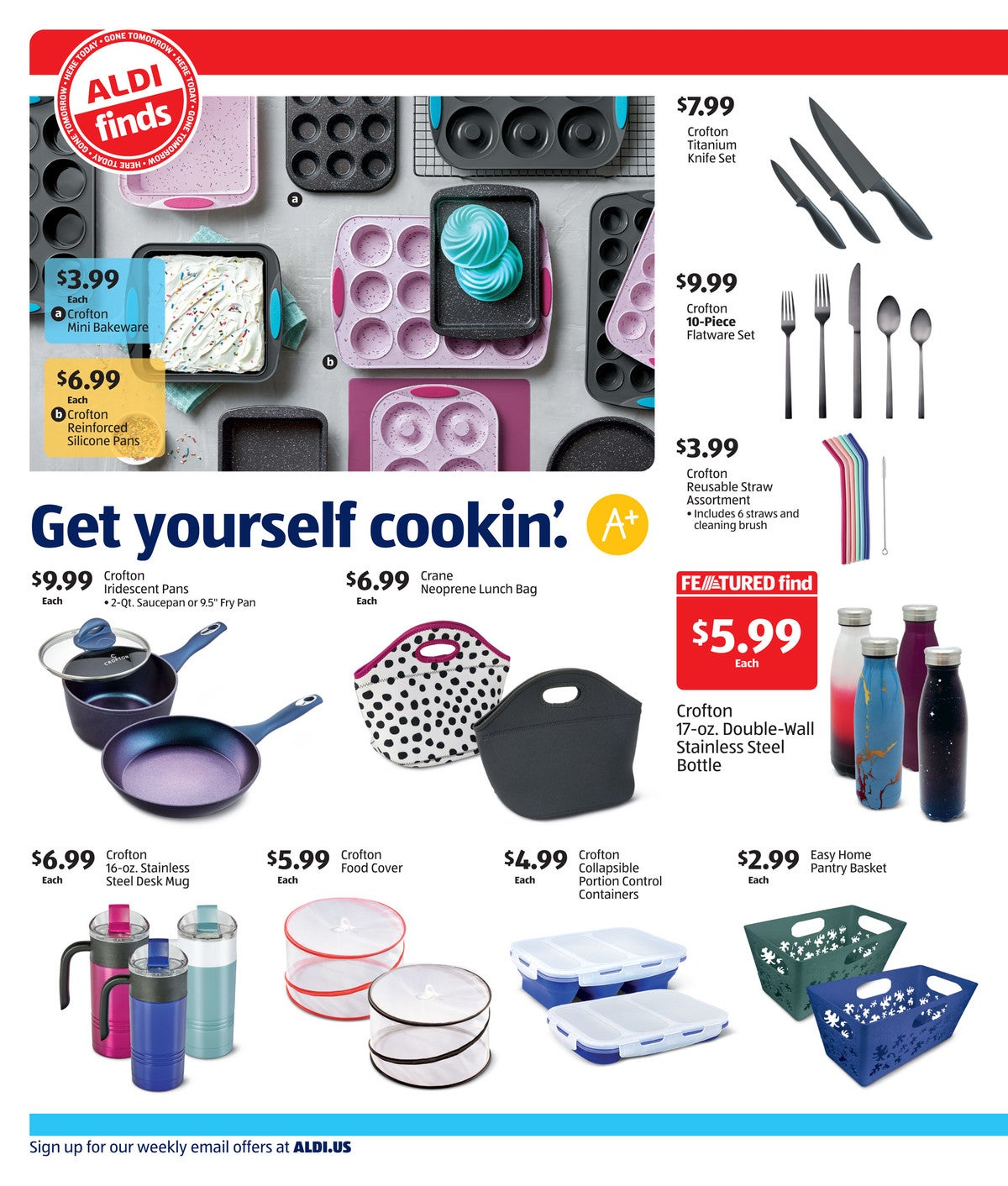 Aldi ad preview july 22nd