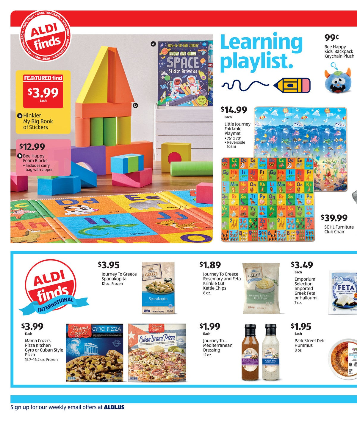 aldi ad preview July 29th - August 4th, 2020 page 2