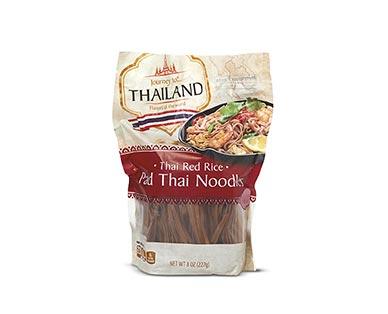 Asian Week Red Pad Thai Noodles