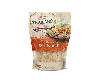 Asian Week Thin Rice Noodles