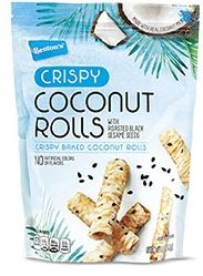 Benton's Crispy Coconut Rolls