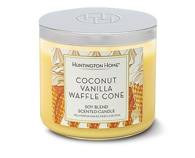 Coconut Waffle Cone Candle
