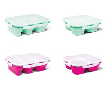 Crofton Collapsible Portion Control Containers