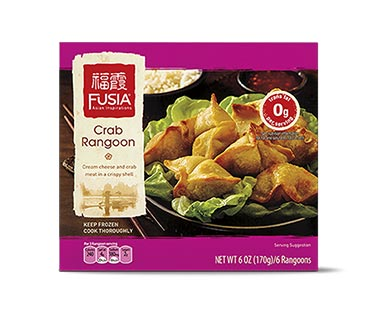 Fusia Crab Rangoon