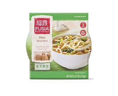 Fusia Noodle Soup Bowls