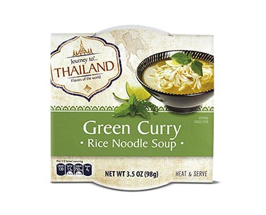 Journey To Curry Soup Bowls
