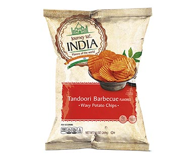 Journey To Tandoori Barbecue Chips